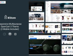 KStore — Multipurpose OpenCart 3 Hi-Tech Theme