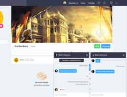 Breeze — Giant Social Network Platform 8.1 Andrei Grigoriev 20045878