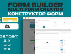 Form Builder — Multi Form Creator / Конструктор форм
