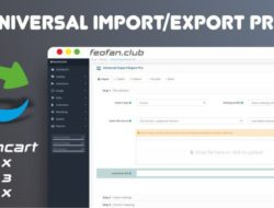 Universal Import/Export Pro v3.4.0 VIP