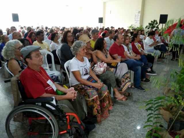 Participantes do 11º Encontro Estadual no Espirito Santo