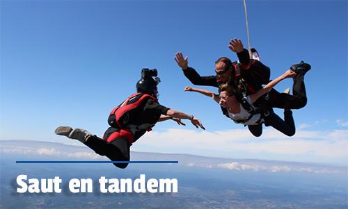 saut en parachute tandem fepp