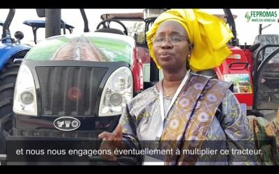 Interview de Madame Nimna DIAYTÉ
