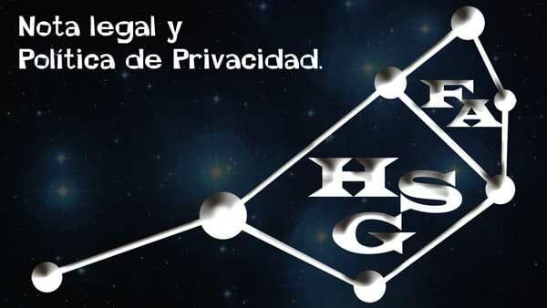 Legal y política de privacidad.