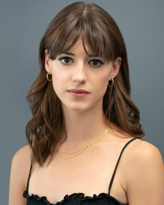 curtain bang hairstyles ideas that you