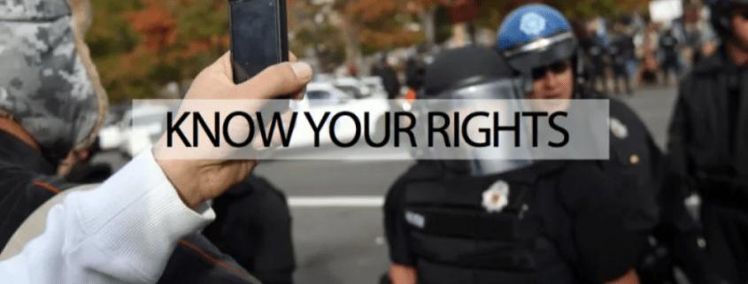 Legality of Recording Police in Utah