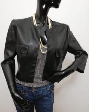 giacca patermo modello chanel