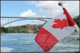 Niagara Falls flag
