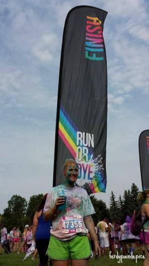 Run or Dye16