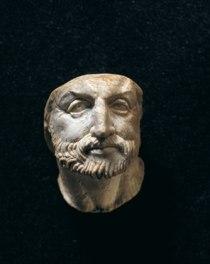 Χρυσελεφάντινες κλίνες (πορτραίτο του Φιλίππου)