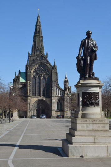 7.Glasgow Cathedral