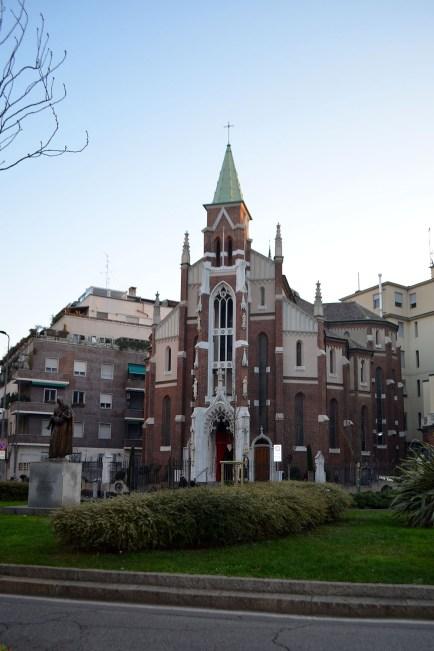 Piazza San Camillo De Lellis