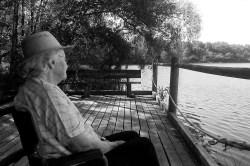 Relaxare la malul lacului