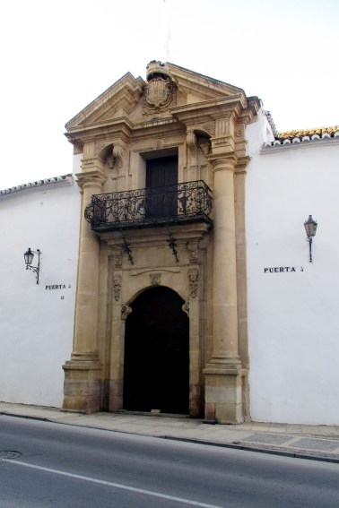 Plaza de Toros, poarta 3