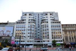 Hotel Ambasador on Magheru Boulevard