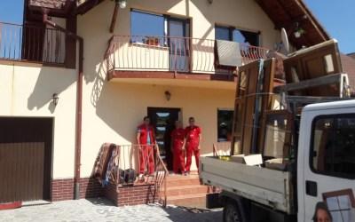 Casa Lucian din Vladesti – Schimbarea tamplariei PVC vechi cu Salamander bluEvolution
