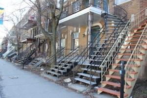 Entretien escalier fer forgé