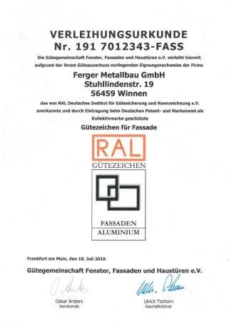RAL-Gütezeichen-für-Fassaden_Ferger