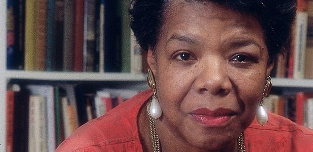 Maya Angelou wrote the Black Family Pledge.