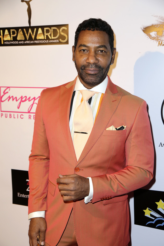 Vocalist Keith Washington discovers getting to the top and staying there, takes lots of discipline and perseverance..