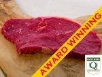 award winning sirloin steak