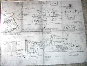 Electrical and Lighting Diagrams – Ferguson Enthusiasts of