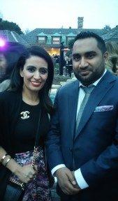 Ferhan Patel & Manjit Minhas