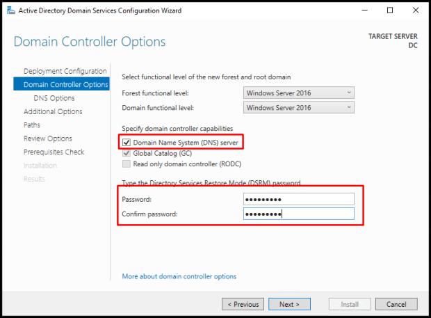 Windows Server 2019 Active Directory Domain Services Kurulumu ve Yapılandırılması