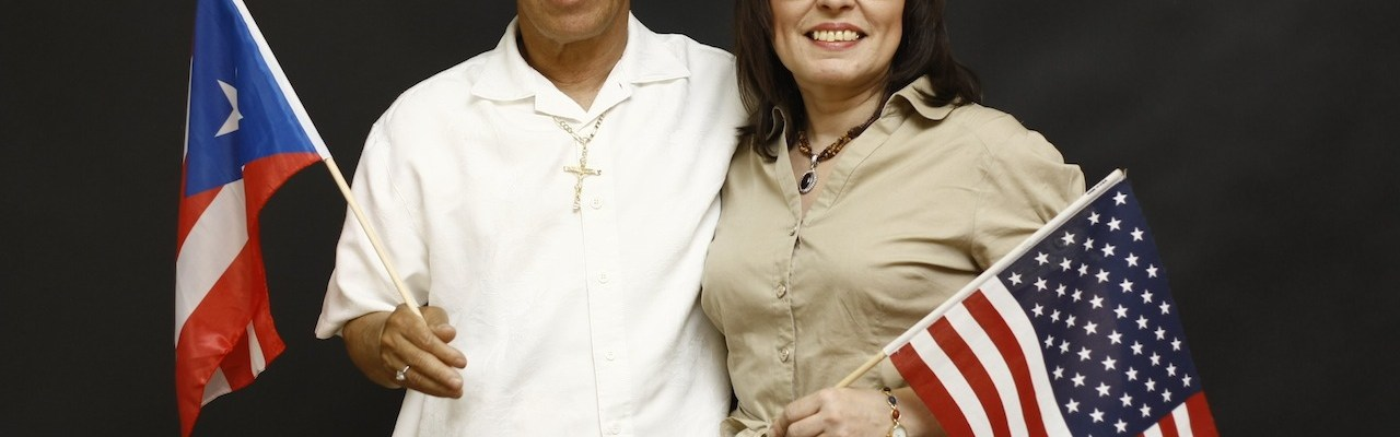 Johnny & Aida Cruz