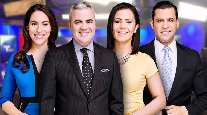 The Presenters from Telemundo 62