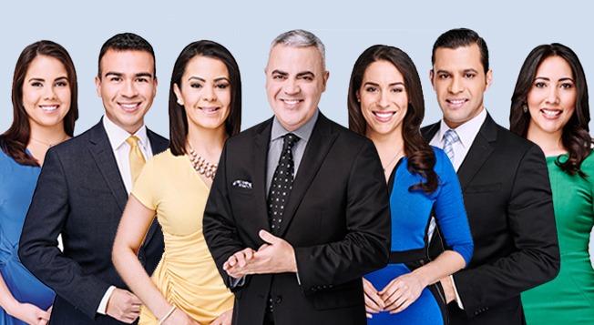 The Telemundo62 Presenters of Feria 2016