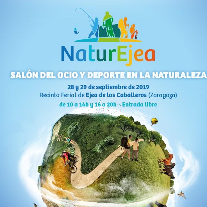 NATUREJEA 2019, Salón de Ocio y Deporte en la Naturaleza, 28 y 29 de septiembre
