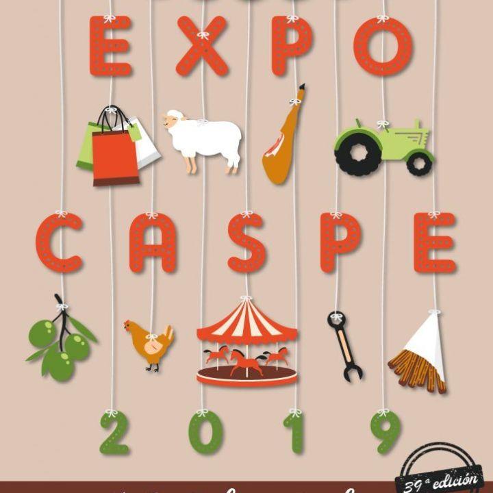 Ya llega Expo Caspe 2019
