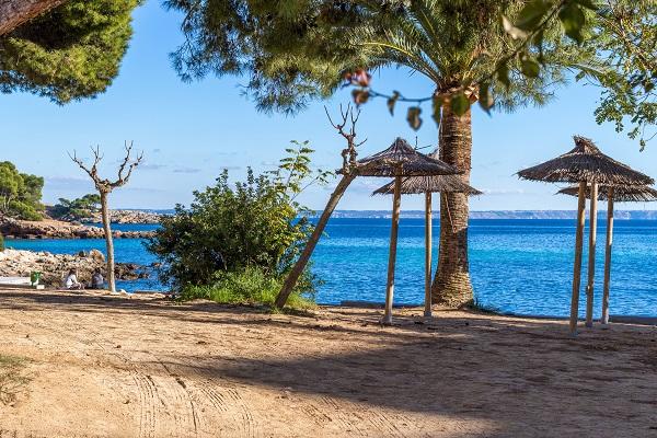 palmanova strande auf mallorca
