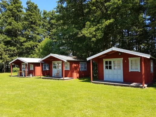 Unsere Stuga Holzhütten