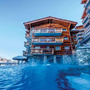 Hotel Nendaz 4 Vallées & Spa, Haute-Nendaz ©Nuno Acacio