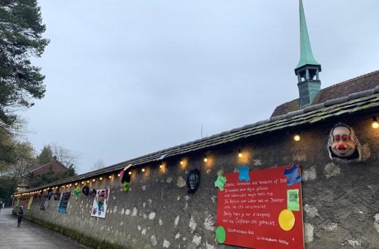 Narrenweg, Kapuzinerkloster Solothurn, Schweiz ©Solothurn Tourismus Kapuzinerkloster Solothurn
