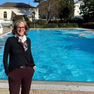 Sophie Cook, Grand Hôtel & Centre Thermal Yverdon-les-Bains © Grand Hôtel & Centre Thermal Yverdon-les-Bains