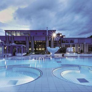 Grand Hotel & Centre Thermal, Yverdon-les-Bains ©Nuno Acacio