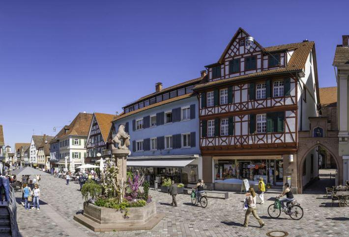Oberkirch, Baden-Württemberg, Schweiz ©Renchtal Tourismus GmbH & Stadtmarketing Oberkirch e.V., Foto_Hubert Grimmig