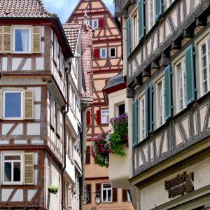 Altstadthäuser Tübingen © Barbara Honner Verkehrsverein Tübingen