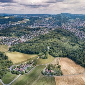Baden Baldegg © Stadt Baden, Laurent Garmatter