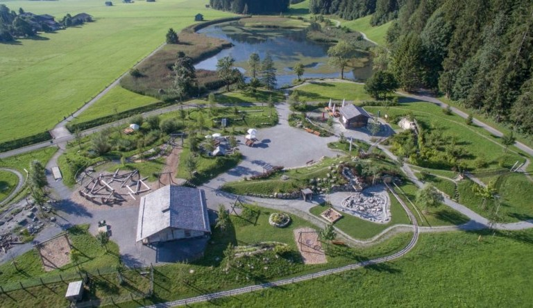 AlpKultur® play area Lenkerseeli