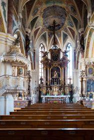Frauenkirche Unsere Liebe Frau in Wasserburg am Inn
