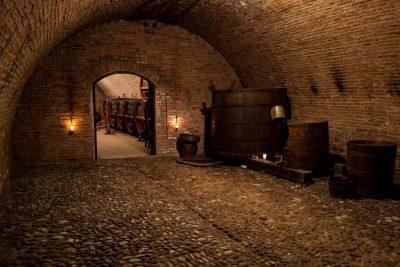 Bier-Katakomben in Wasserburg