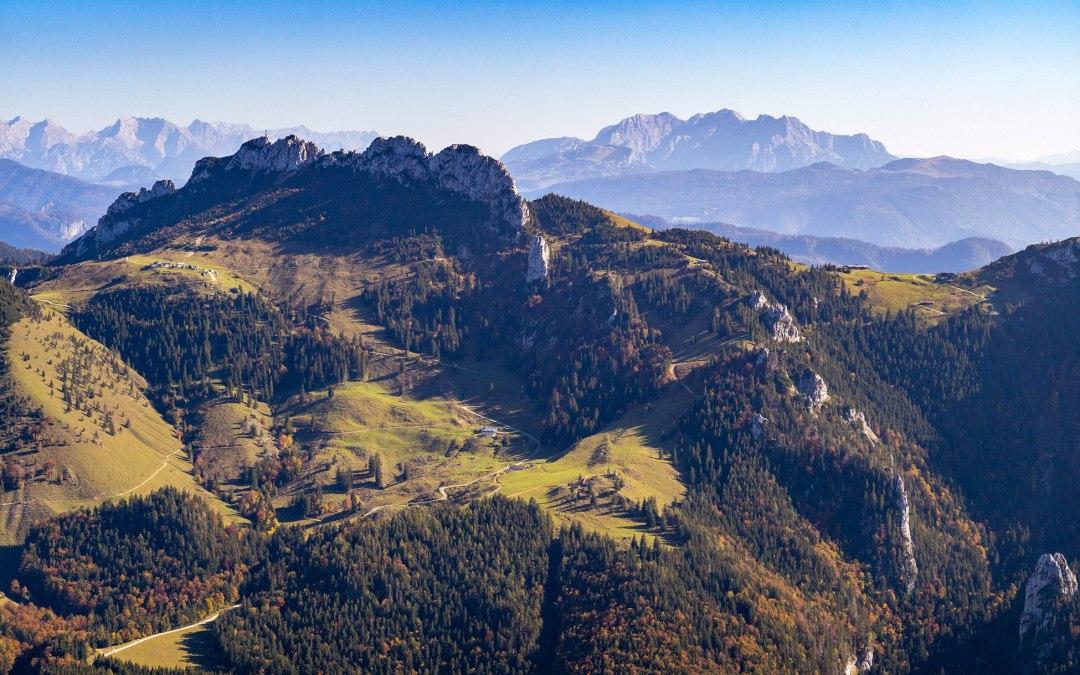 Wandern und Bergsteigen