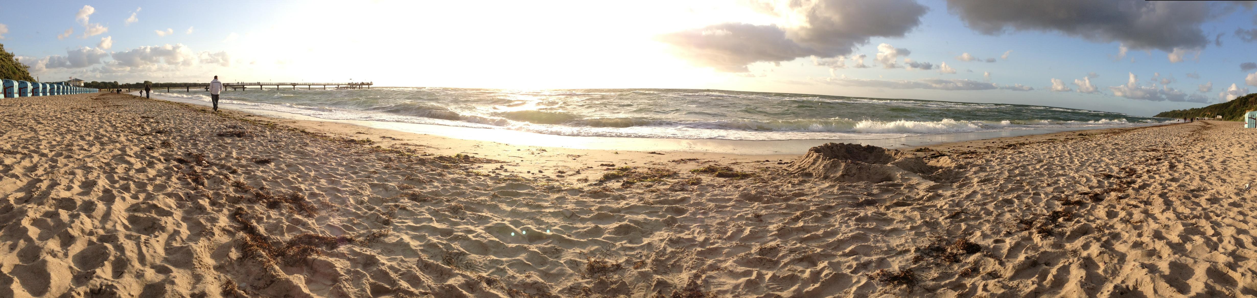 Ferienwohnung Rerik mieten in Strandnähe
