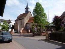 Dorfkirche St. Wendelin in Dornau