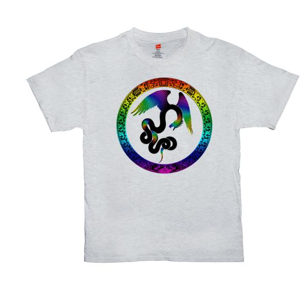 Aztec Dreams T-shirt - gray