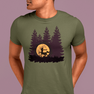 Hunter's Moon Centaur shirt
